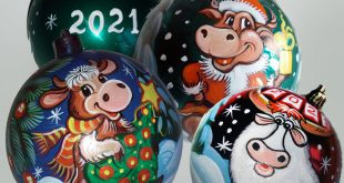 Поздравления на Новый Год 2021 Год Быка