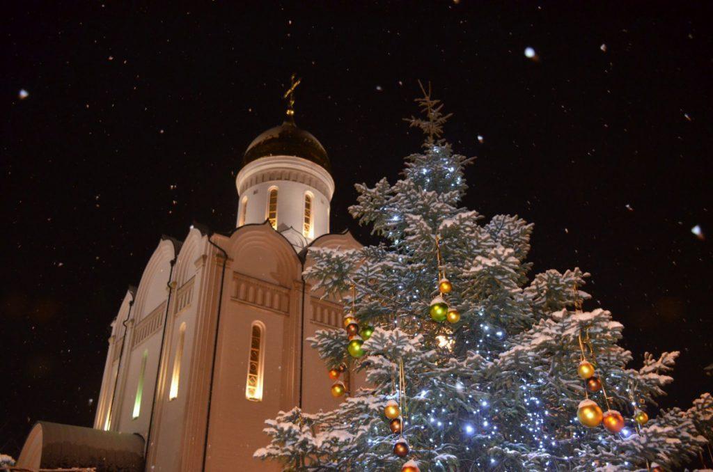 Когда Рождество Христово в 2020 году в России