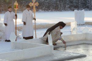 Крещение в 2021 году какого числа в России