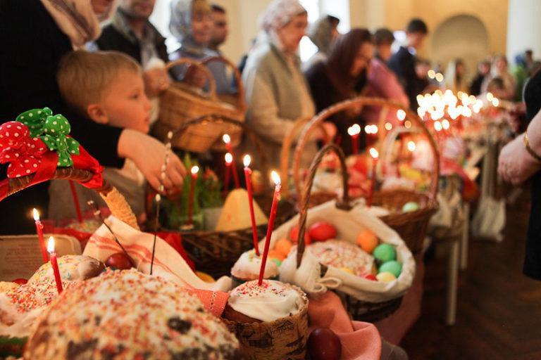 Праздник Пасха история и традиции для детей
