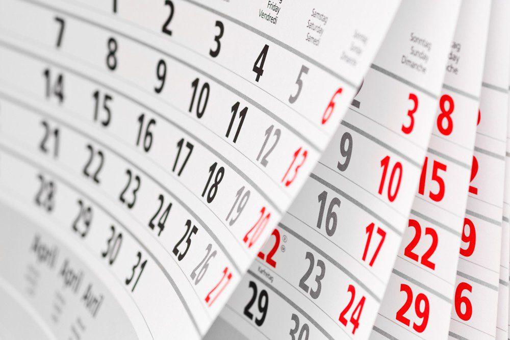 Перенос апрель - июнь 2020 года нерабочих праздничных дней в ДНР