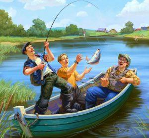 Когда день рыбака в 2020 в России какого числа