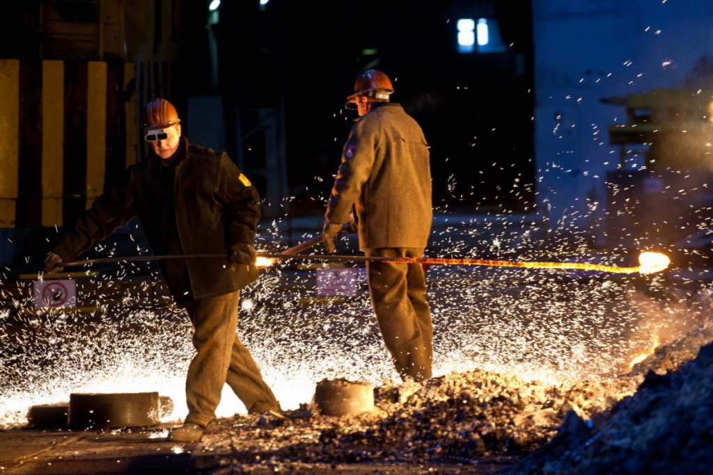 Поздравление с Днем металлурга 2020 в стихах