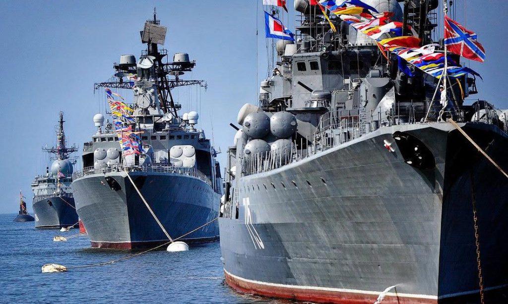 Поздравления 2020 с морским флотом в стихах