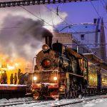 День Железнодорожника 2021 поздравления в стихах красивые