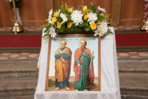 Поздравления на Петра и Павла 2021