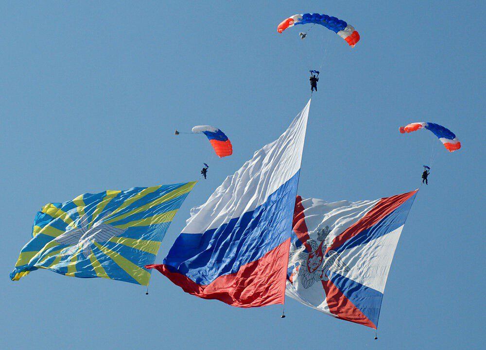 День ВВС 2020 году какого числа в России
