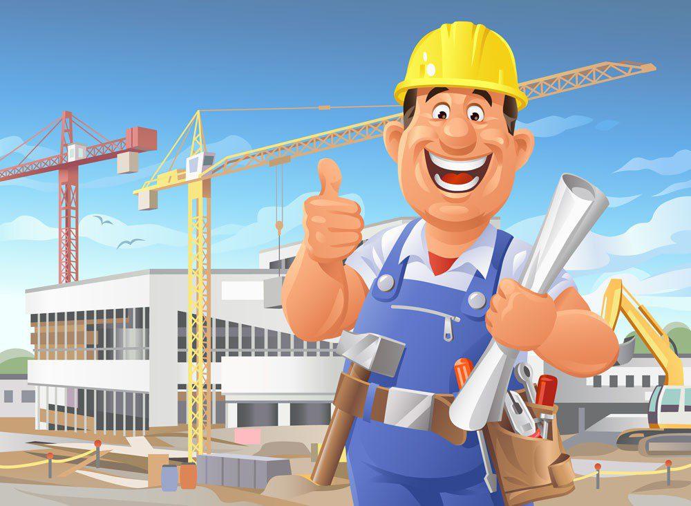 День строителя 2020 года какого числа в России