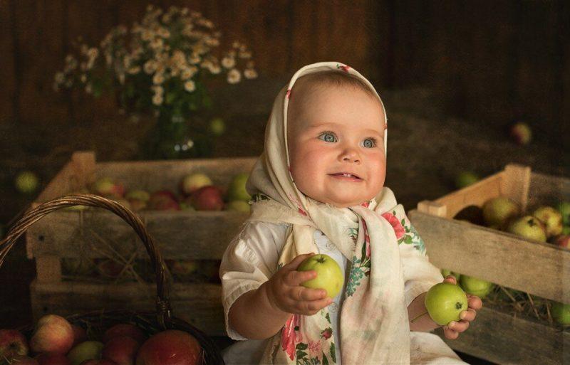 Яблочный спас 2020 года какого числа