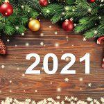 Как будут отдыхать в Украине на новогодние праздники в 2021 году